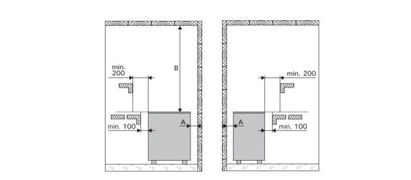 Электрическая печь Harvia Profi 33 кВт (без пульта)