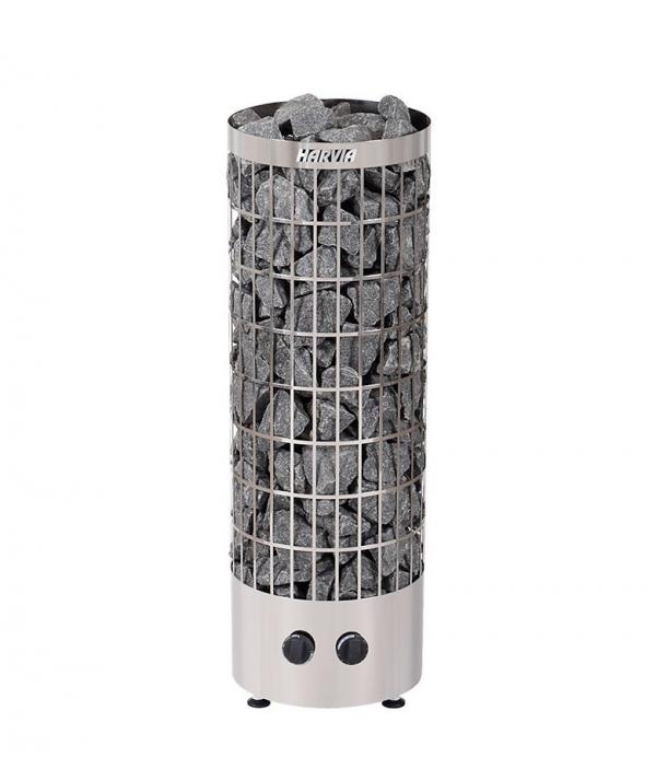 Электрическая печь Harvia Cilindro 6.8 кВт (встроенный пульт)