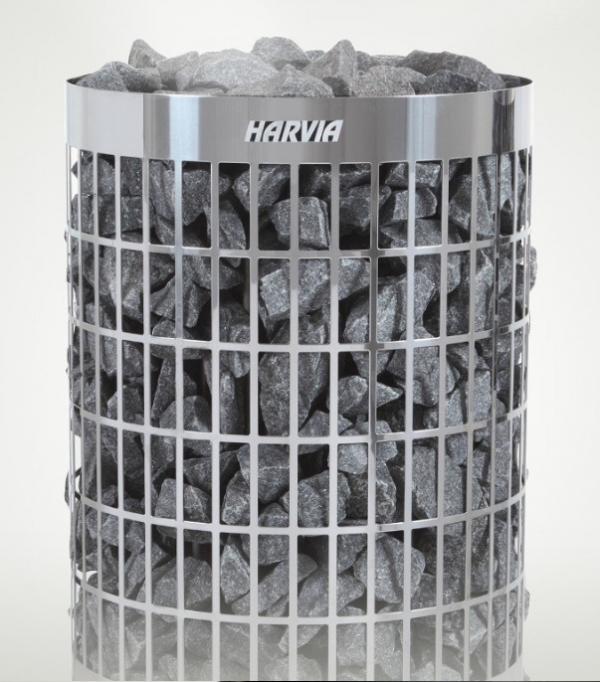Электрическая печь Harvia Cilindro 10.8 кВт (выносной пульт)