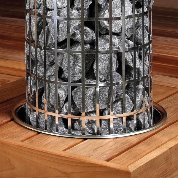 Электрическая печь Harvia Cilindro F 9 кВт (встроенный пульт)