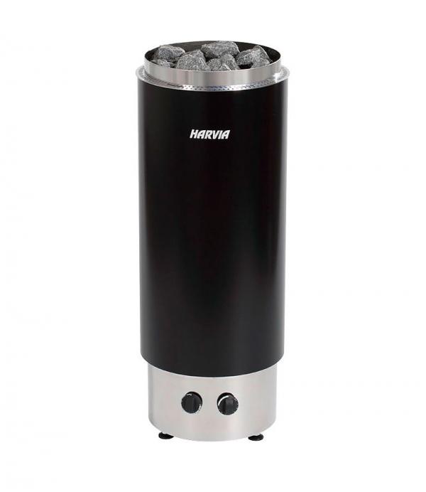 Электрическая печь Harvia Cilindro F 6.8 кВт (встроенный пульт)
