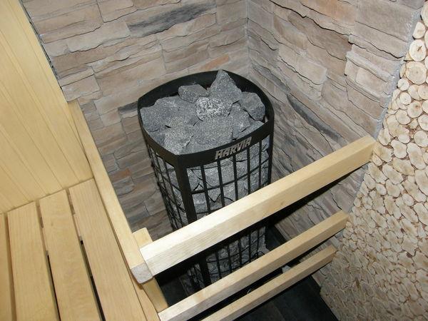 Электрическая печь Harvia Classic Quatro 9 кВт (встроенный пульт)