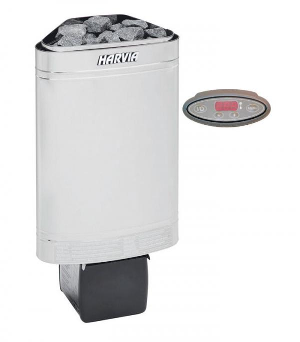Электрическая печь Harvia Delta EE 3.6 кВт  (выносной пульт)