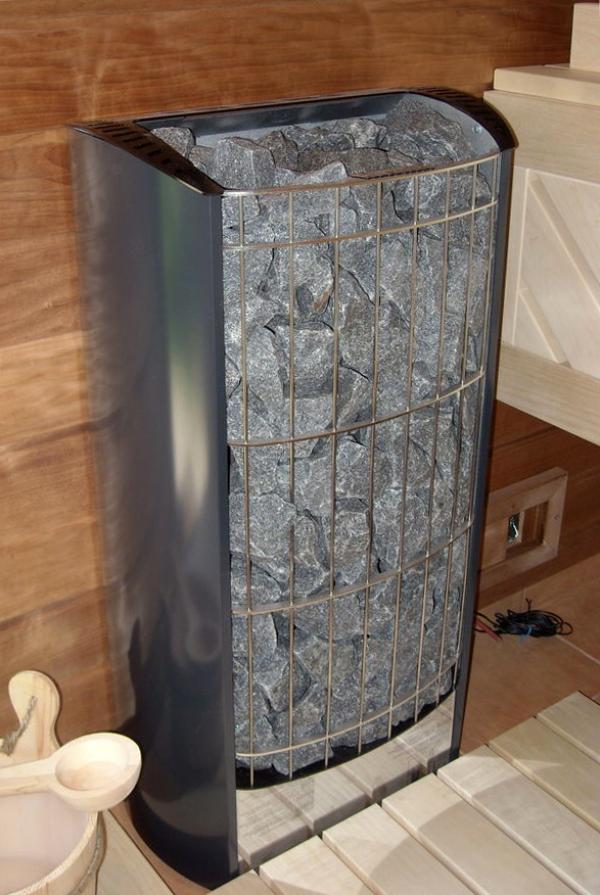 Электрическая печь Harvia Figaro 6.8 кВт (встроенный пульт)