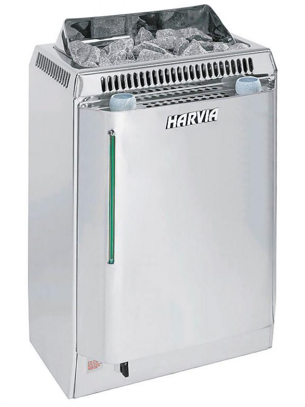 Электрическая печь Harvia Topclass Combi Automatic 5 кВт  (без пульта)