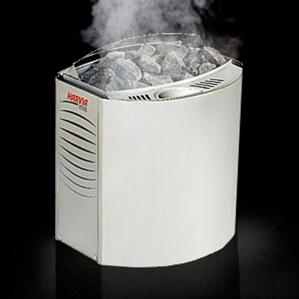 Электрическая печь Harvia Vega Combi 9 кВт (без пульта)