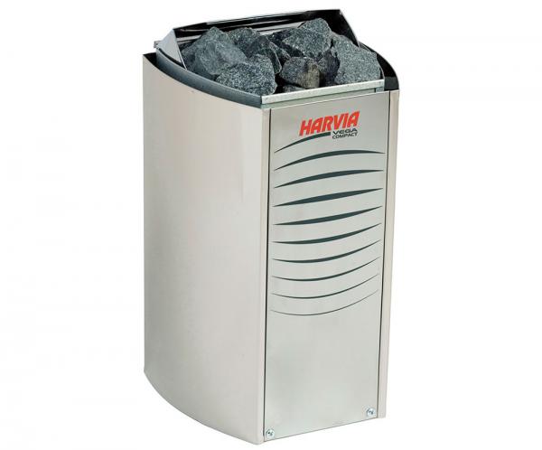 Электрическая печь Harvia Vega Compact E 3.5 кВт (без пульта)